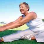Как убрать живот после 50 лет женщине: упражнения, средства и правильное питание