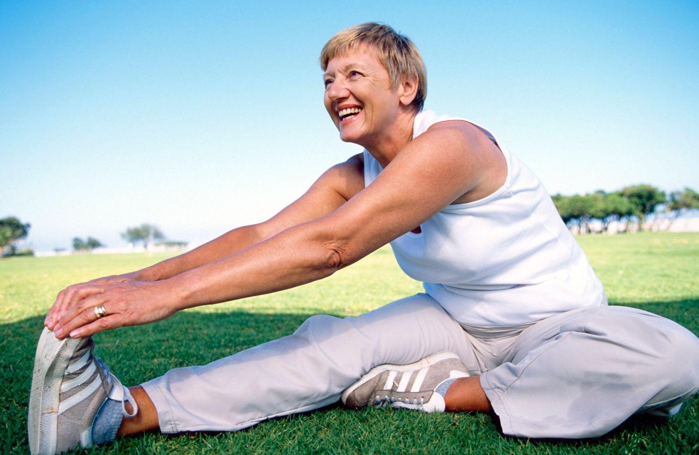 Упражнения для похудения после 50 лет видео