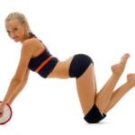 Лучшие упражнения с колесом (роликом) для пресса для женщин и мужчин