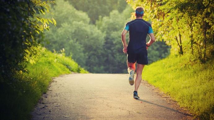 бег для мужчин